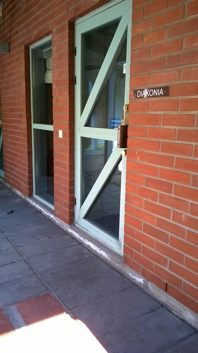 Ovi diakoniatyössä