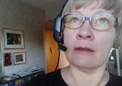 Helsinki-avusta päivää!