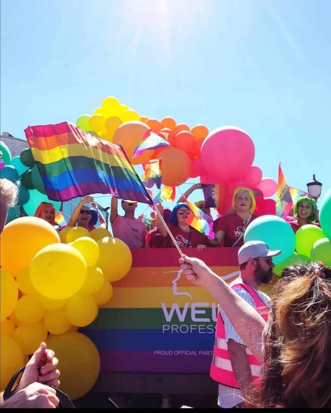 Pride-kulkue